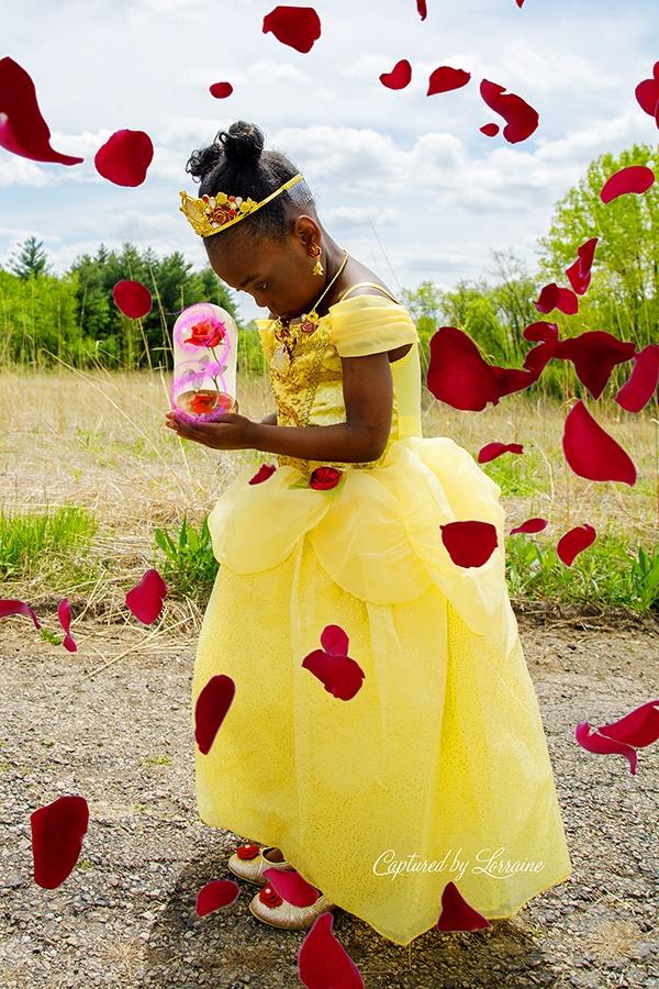 Make a Wish Princess Photo Shoot Illinois