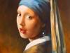 Mädchen mit Perlenohrring, Reproduktionen alter Meister