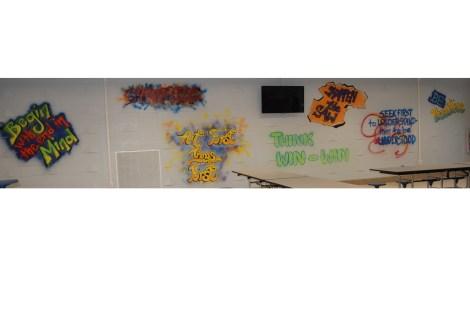 Covey mural