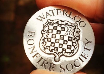 Waterloo Bonfire Society Badge