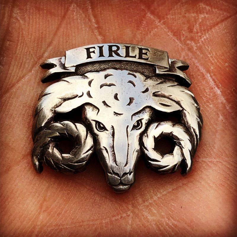 Firle Bonfire Society Badge
