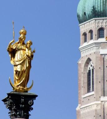 Munich Kurfürst Maximilian