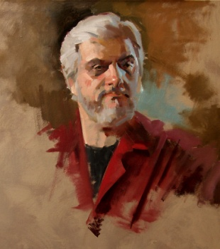 John Howard Sanden  The Portrait Institute Portrait