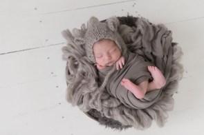 baby boy bear hat