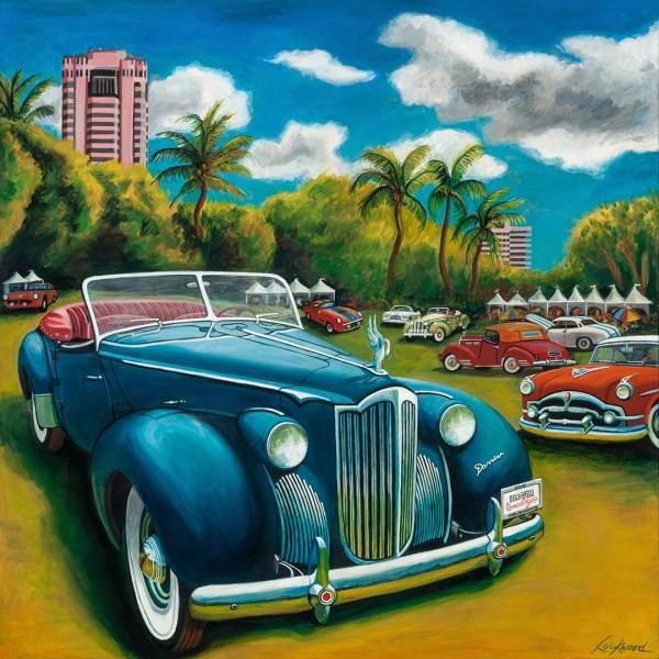 Packard Motor Cars
