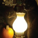 Enter Three WITCHES Halloween Card