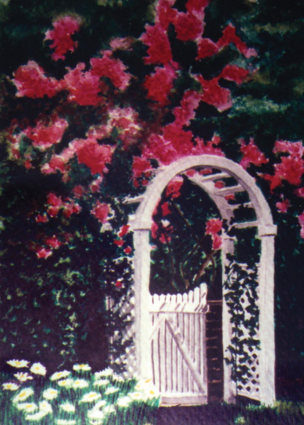 The Garden Gate