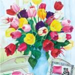 Veronica's Tulips