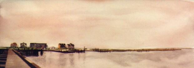 Evening Dock