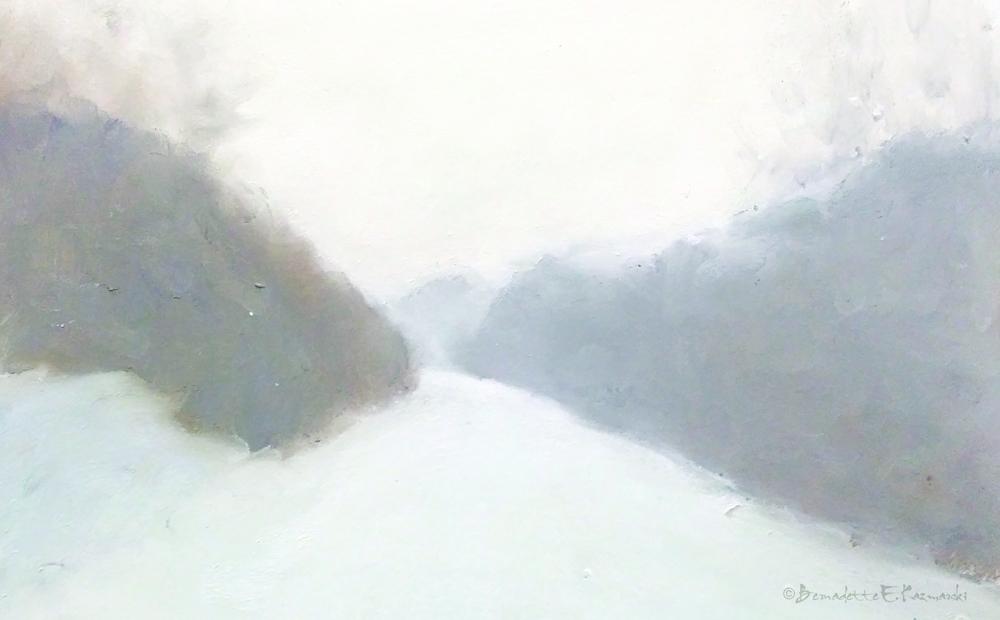A Gentle, Quiet Snowfall