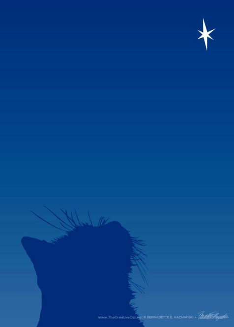 Star of Wonder holiday card.