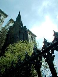 building-church-tree-fence