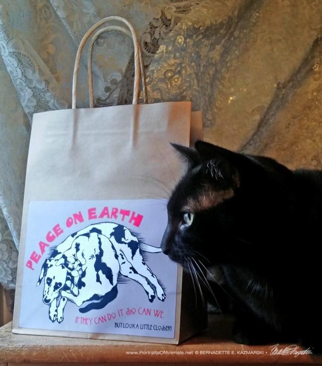 Peace on Earth Gift Bag