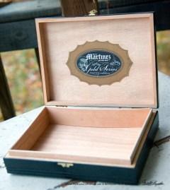 Label inside the box.