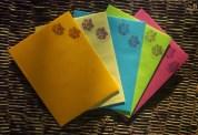 Brights envelopes.