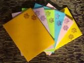 Summery envelopes