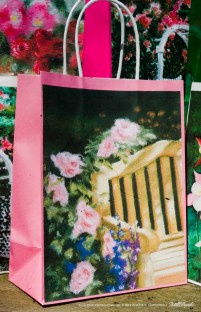 The Perfect Place Gift Bag, Pink