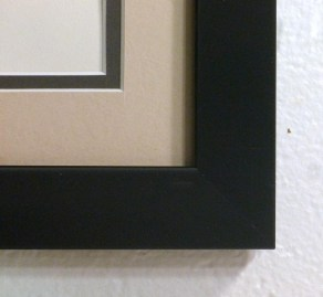 Peaches' Nap Spot, frame detail.