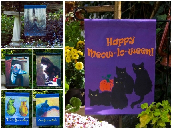 Through July 31 25% Off Garden Flags
