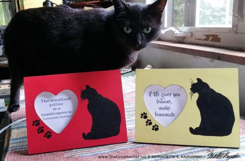 One of these quotes does not pertain to cats.