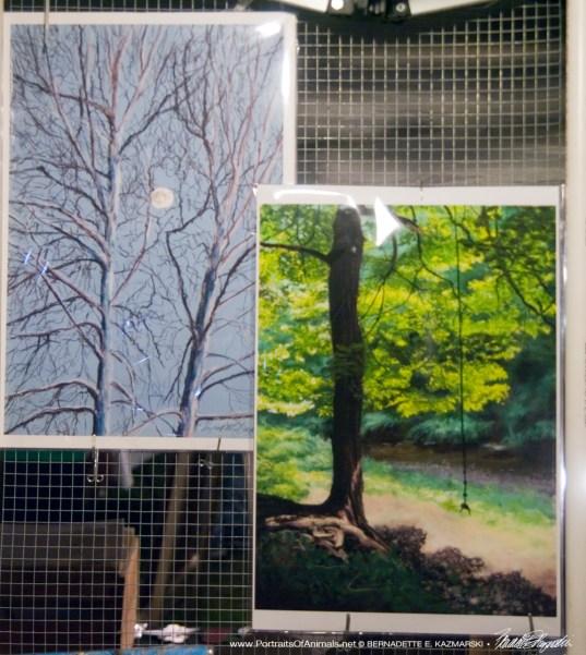 Prints of prior paintings