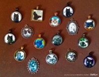 More new cabochons.