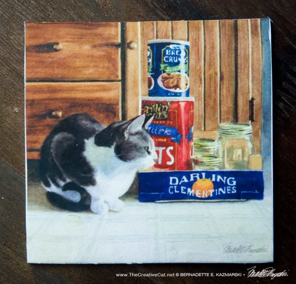 Darling Clementine Tile