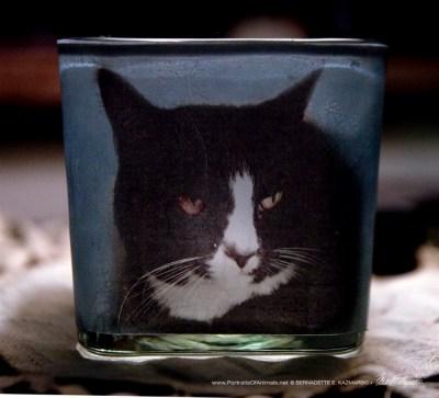 custom pet memorial votive