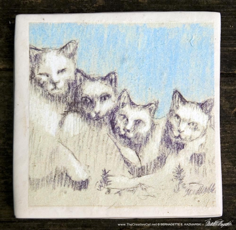 Catamount Brushmore tile
