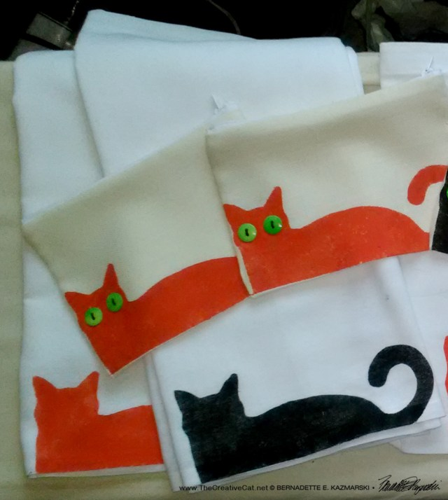 Bella! Dishtowels