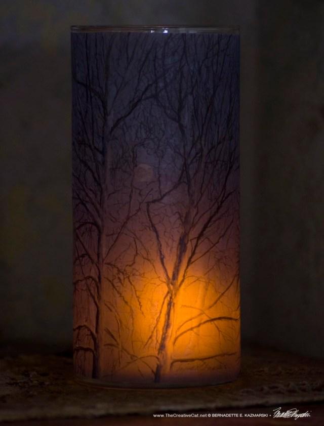 sycamore moon votive