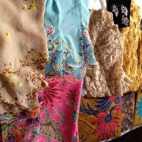 Sunday Mass and Wet Markets- A Kebaya and a Pantun for every occasion