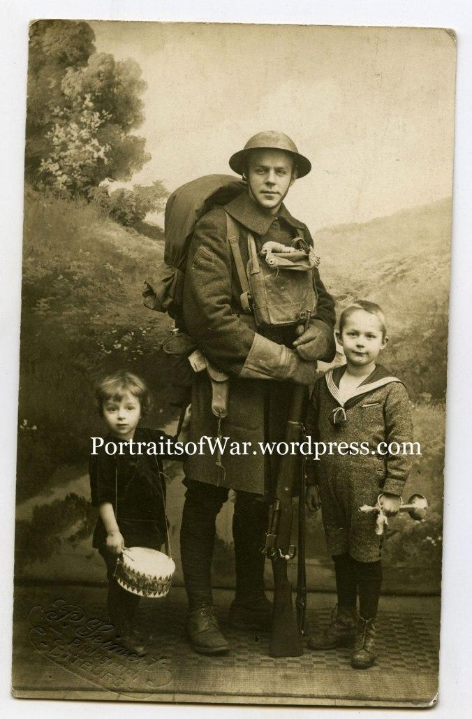 WWI Images  Portraits of War