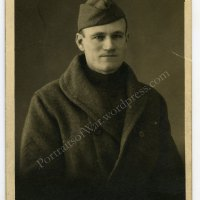 "WWI 310th Engineer ""Polar Bear"" in Archangel Russia, 1918 - US Northern Russia Expedition"
