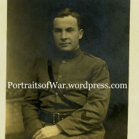 WWI 1st Division Chaplain 26th Infantry Regiment - Chaplain Roberts Williams, Silver Star Recipient