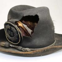 A Vermont Relic of Pickett's Charge: Lt. John T. Sinnott's Gettysburg Hardee Hat