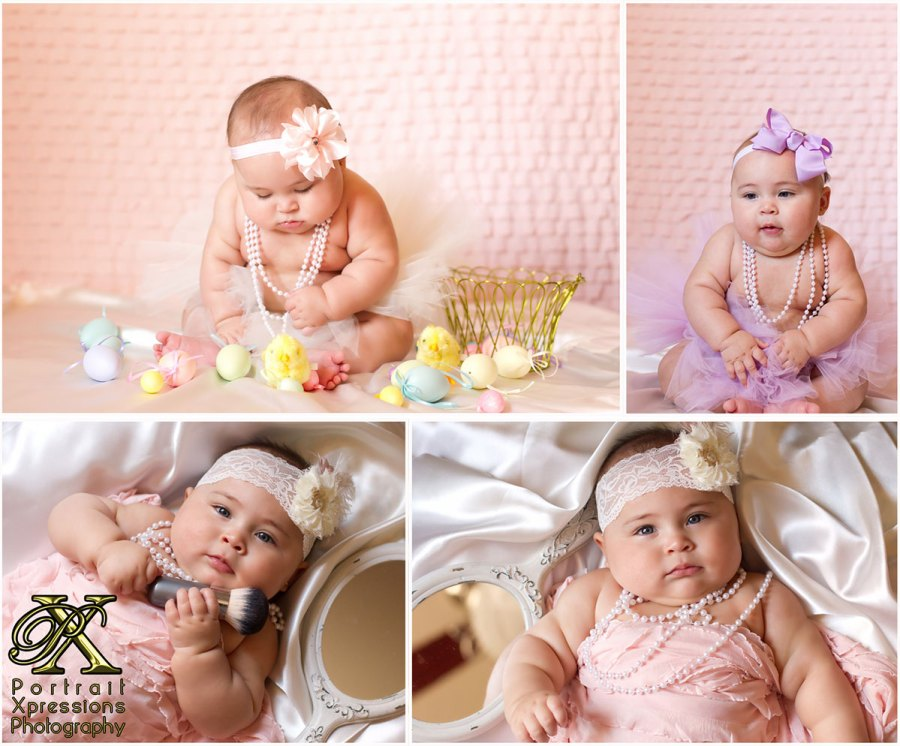 We encourage our clients to personalize their babys photography sessions