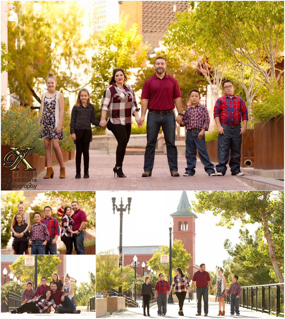 El Paso family portrait photography
