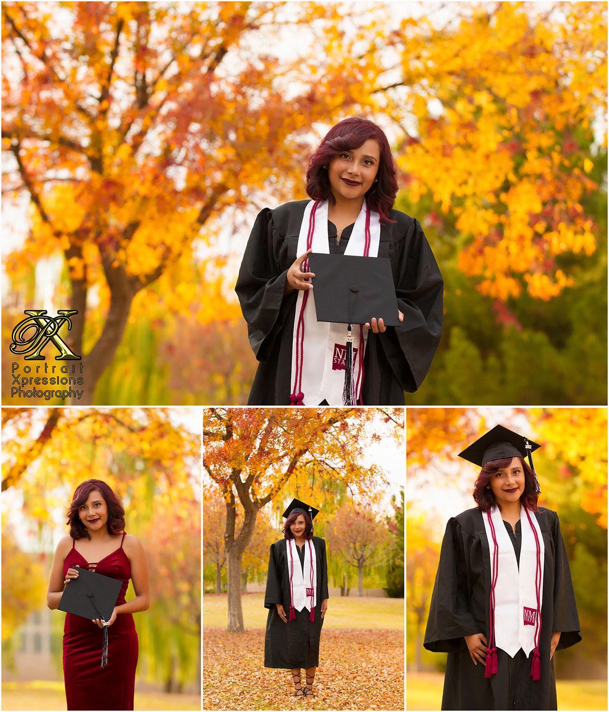 NMSU Graduation Session
