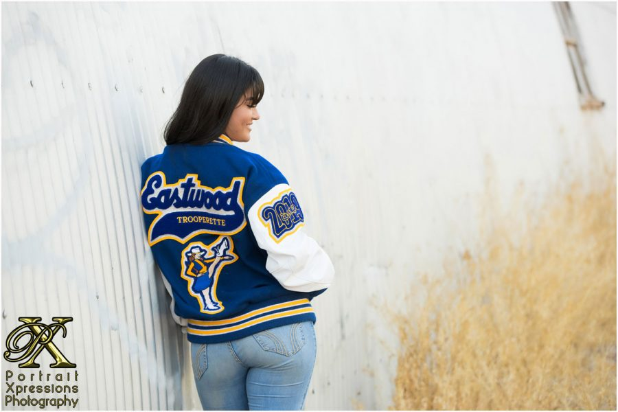 Eastwood high school letterman jacket in El Paso