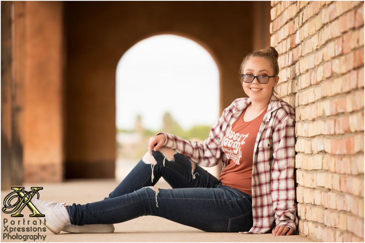 El Paso senior photography