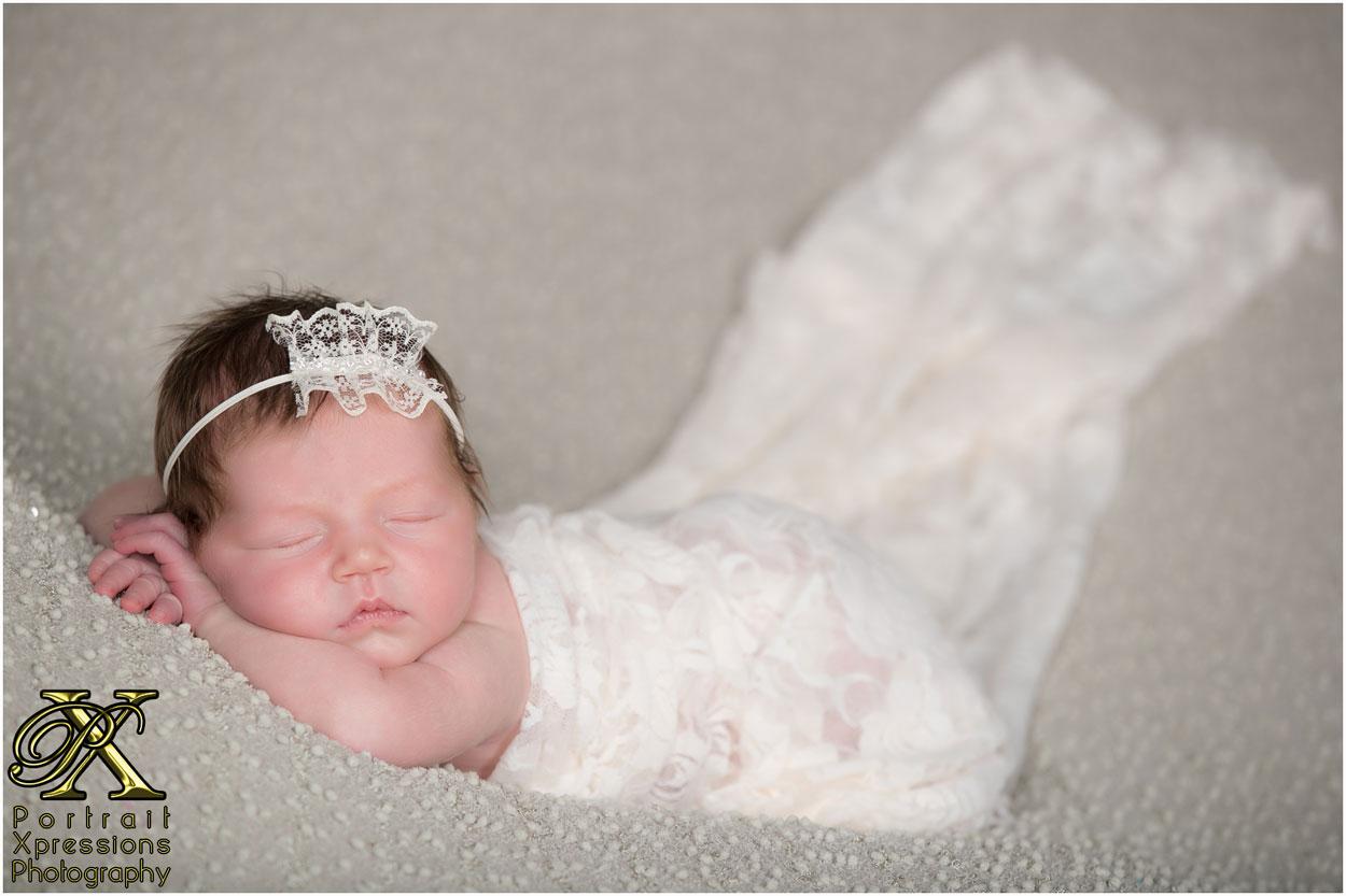 El Paso newborn baby photography