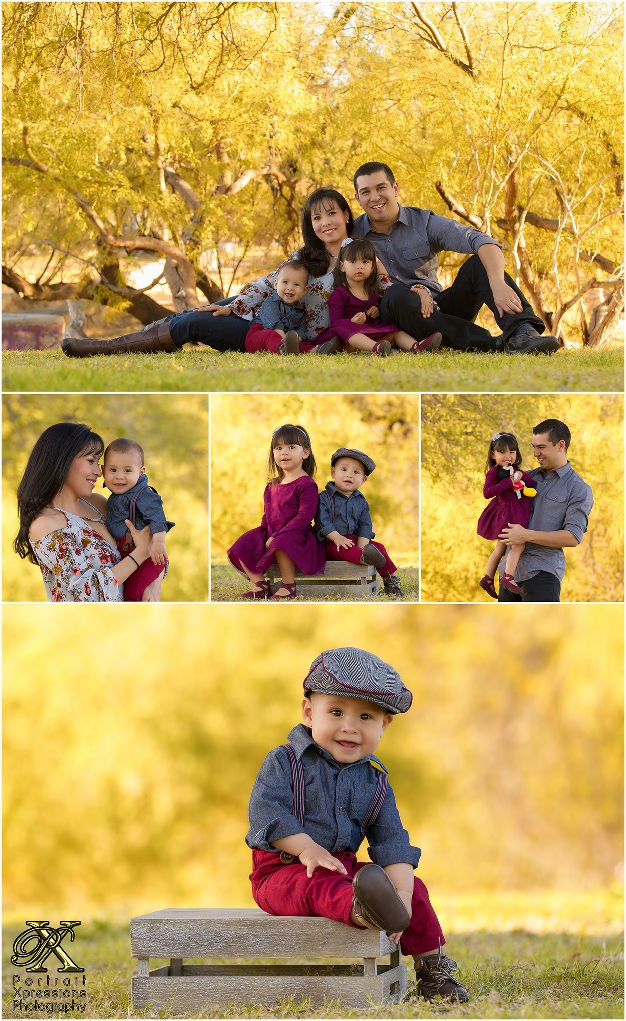 Family photography in El Paso Texas