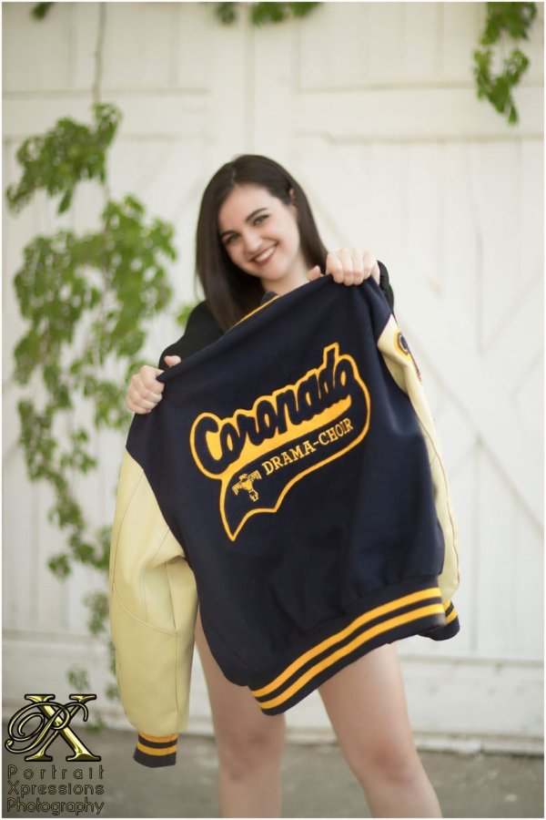 Coronado High School senior in El Paso