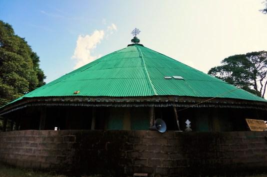 Kirche Debre Maryam
