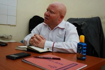 TAS-Vorsitzender Nemes Temba
