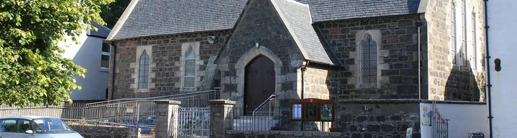 Portree Church