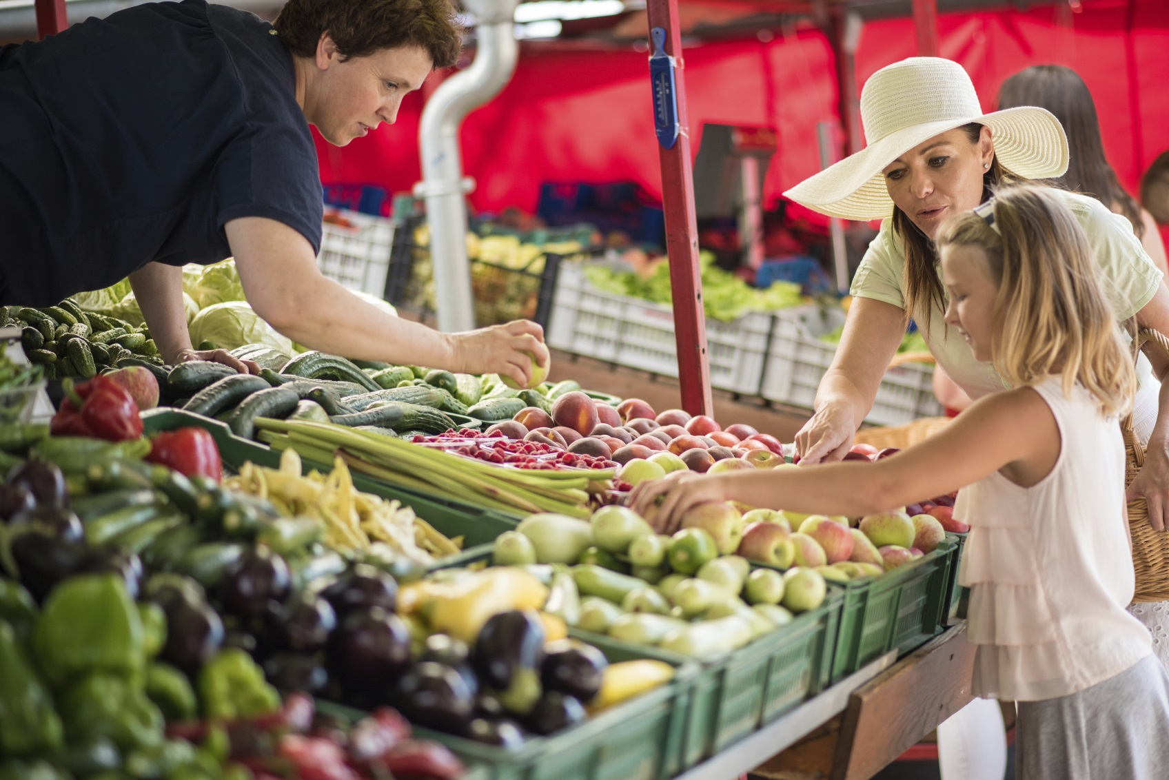 4 Tips for Getting the Most out of a Farmer's Market