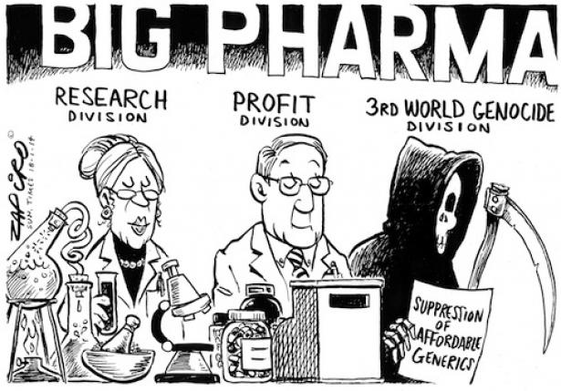 The Pharmaceutical Industry in Contemporary Capitalism