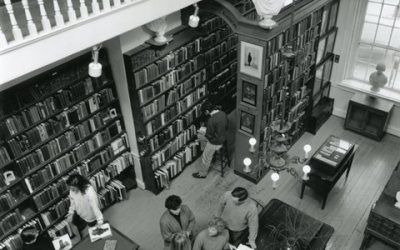 Treasures of the Athenaeum Part IV, 1980-2017: Renewal, Growth & A Public Research Library